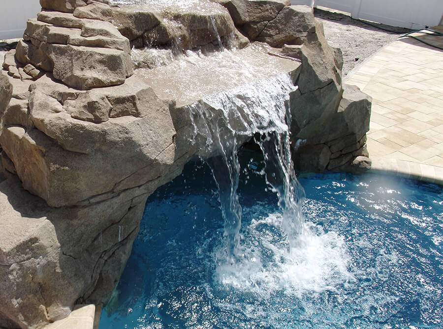 Rock Water Features 01