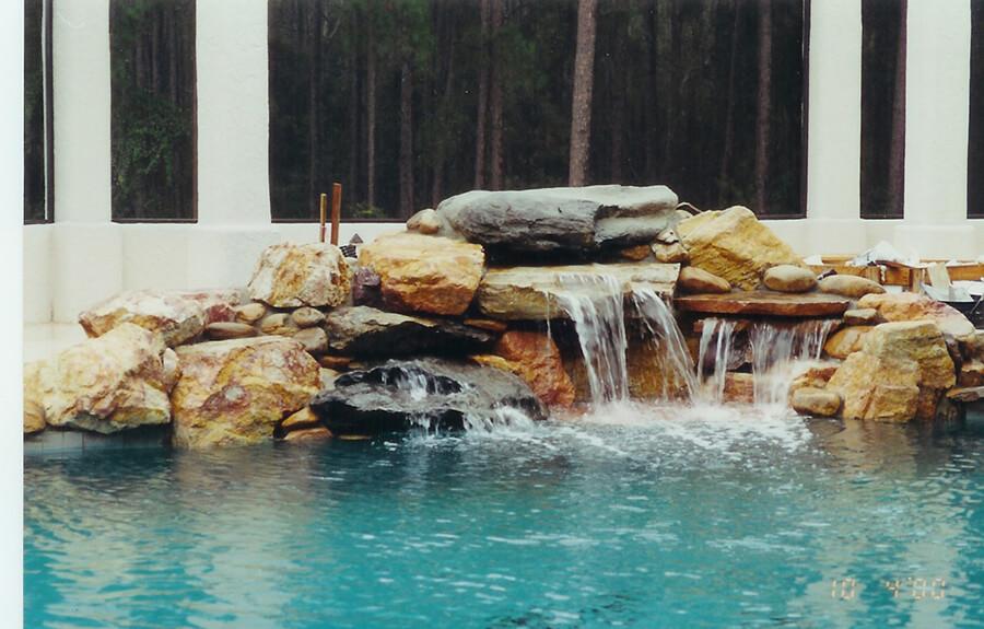 Rock Water Features 13